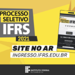 Oportunidade para ingresso no IF Campus Ibirubá